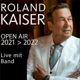 Roland Kaiser - Open Air 2020 | 2021 - Live mit Band