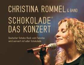 Bild: Christina Rommel: SCHOKOLADE- DAS KONZERT … für Gaumen, Augen, Ohren und Seele.