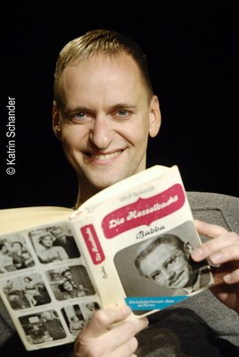 LeseLand Gießen: Jo van Nelsen