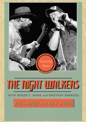 Bild: The Night Walkers - CD Promo Tour