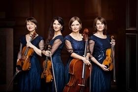 Bild: 3. Konzert: Klenke-Quartett
