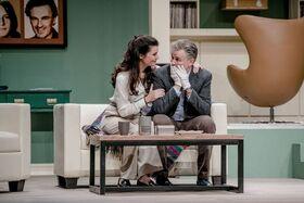 Bild: Eine Stunde Ruhe - Komödie mit Timothy Peach, Nicola Tiggeler u.a.