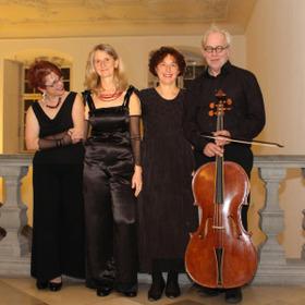 Bild: ensemble petite reprise: music for a while - mit Gedichten von Shakespeare und Goethe - for several friends