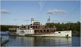 Sail In - Fahrt mit dem Raddampfer Freya