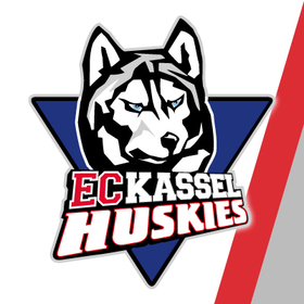 Bild: EHC Freiburg - Kassel Huskies