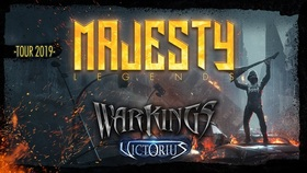Majesty + Warkings