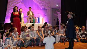 Bild: Wagner für Kinder: Tristan und Isolde