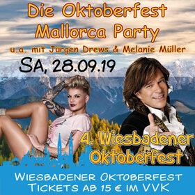 Bild: Die Oktoberfest Mallorca Party - VIP Tickets