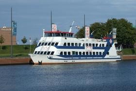Sail In - Fahrt mit der MS Princess