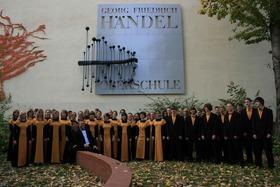 Bild: Förderpreis Musikakademie - Mit dem Primaner Chor