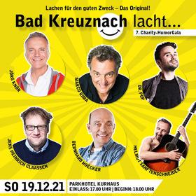 Bild: Bad Kreuznach lacht... 2021 - Lachen für den guten Zweck
