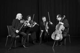 Bild: Segantini Streichquartett mit Werken von Purcel, Webern, Beethoven