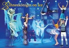 Bild: Schneekönigin on Ice - Russian Circus on ice