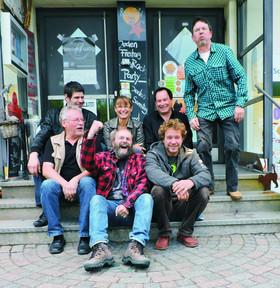 Bild: Chicken Motel - From Woodstock ´till now