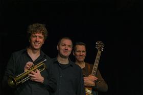 Bild: Get Jazzed in Ahlen - Christian Kappe  & Cru Sauvage