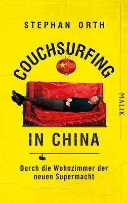 Bild: Lesung mit  Stephan Orth - Couchsurfing in China