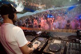 Bild: STB Big Band trifft ... DJ-Disco-Groove - mit DJ Markus Kleemann und Thomas Siffling (tp)