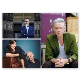 Bild: Tages-Kombiticket: Daniele Ganser + Bob Geldof ODER Mandy Partzsch & Jens Wagner