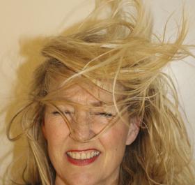 Bild: Stefani Kunkel: Im Winde verlebt