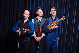 Bild: folkBALTICA Windmondkonzert: folkBALTICA Ensemble & The Nordic Fiddlers Bloc