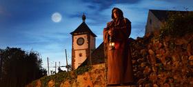 Bild: Magisch, Dunkel, Vollmondnacht – Das mystische Bier-Event mit Bruder Albertus
