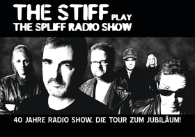 THE STIFF play THE SPLIFF RADIO SHOW - Celebrating The Spliff Radio Show