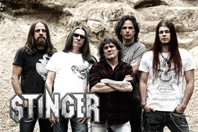 Bild: STINGER - Colourblind-Tour