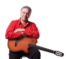 Bild: FRANCESCO BUZURRO - Internationales Gitarrenfestival Tübingen 2019