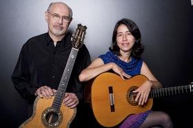 Bild: PAULO BELLINATI / CRISTINA AZUMA - Internationales Gitarrenfestival Tübingen 2019