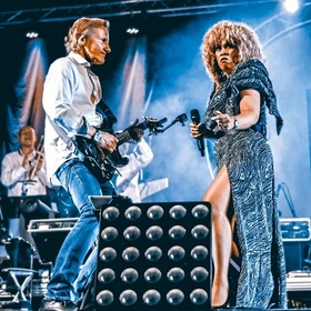 Bild: Tina Turner Tribute Show -Simply the best- - das Clubkonzert