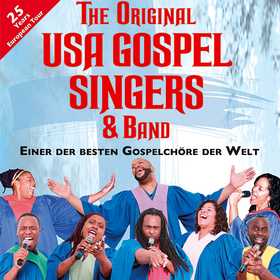 Bild: The USA Gospel Singers & Band - The USA Gospel Singers & Band