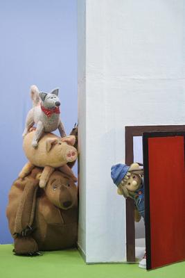 Bild: Theaterfest für Kinder -