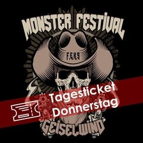 Bild: F.E.K. 9 - MonsterFestival 2019 - Tagesticket DONNERSTAG