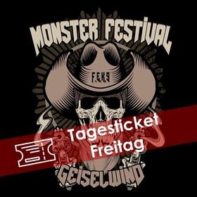 Bild: F.E.K. 9 - MonsterFestival 2019 - Tagesticket FREITAG 04.10.2019