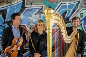 Bild: Trio Charolca - Grünstadter Sternstunden