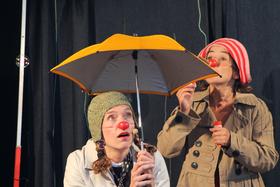 """Bild: Showspaß für Kinder und Familien - Theater, Artistik und Witz mit Coq au Vin - """"Britta die kleine Ratte"""""""
