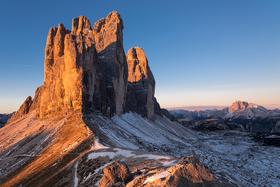 Bild: Südtirol – Unter und über den Wolken
