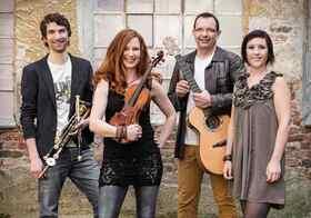 Cara - a new breeze in Irish music - Irish Folk Konzert