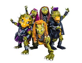 Bild: HEAVYSAURUS - Rock`n`Rarrr Tour 2019