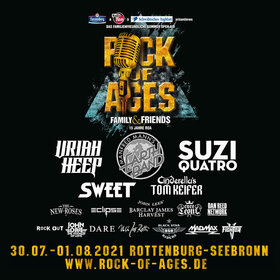 Bild: Rock of Ages Sommer Open Air 2021 - Personen-Campingticket