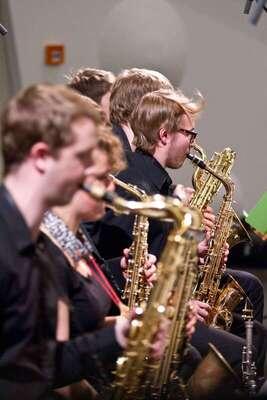Bild: hfmdd jazz orchestra