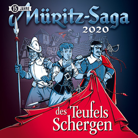 Bild: Müritz-Saga 2020 - Des Teufels Schergen