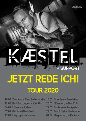 Bild: KAESTEL - Tour 2020