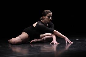 Bild: Moderner Tanz. The Open Stage