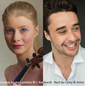 Bild: Langenargener Schlosskonzerte Violine | Klavier