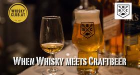 Bild: When Whisky meets Craft Beer - Ein Whisky & Craft Beer Pairing