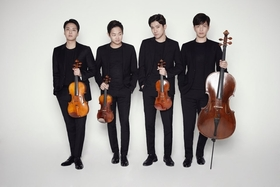 Bild: Novus String Quartet - Artists in Residence