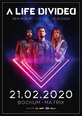 Alive Divided Tour 2020 - Tour 2020