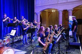 Bild: Große Big Band-Nacht - 10. Landesorchesterwettbewerb RLP