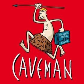 Bild: Caveman - Du sammeln, ich jagen!